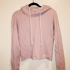 Abercrombie & Fitch Pink Cute Hoodie